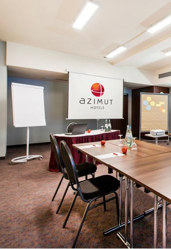 AZIMUT Hotels meetings and events