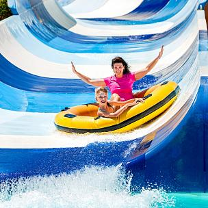Come to Novosibirsk – get tickets to the water park!