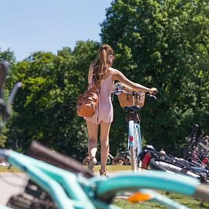 Explore Munich by bike!