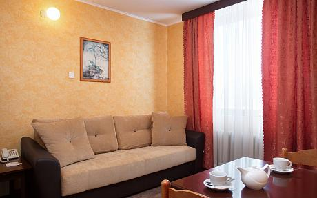 AZIMUT Hotel Kostroma Rooms