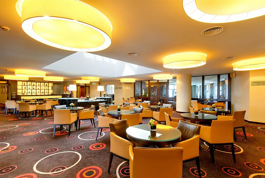 AZIMUT Hotel Olympic Moscow Club level