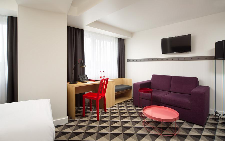 AZIMUT Hotel Murmansk Rooms