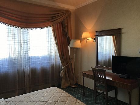 AZIMUT Hotel Polar Star Yakutsk Rooms