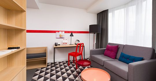SMART Junior Suite Executive Etage